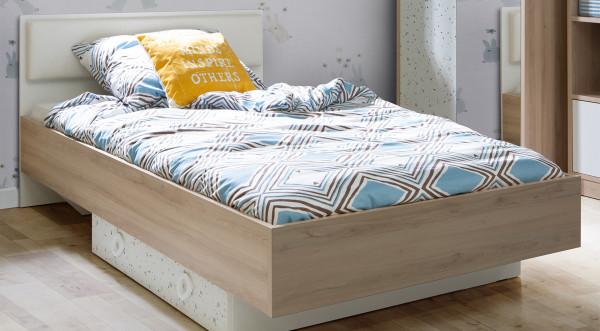Łóżko młodzieżowe Kolaza