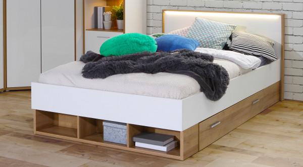 Łóżko młodzieżowe Chicory