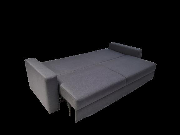 Sofa Rock z pojemnikiem i funkcją spania