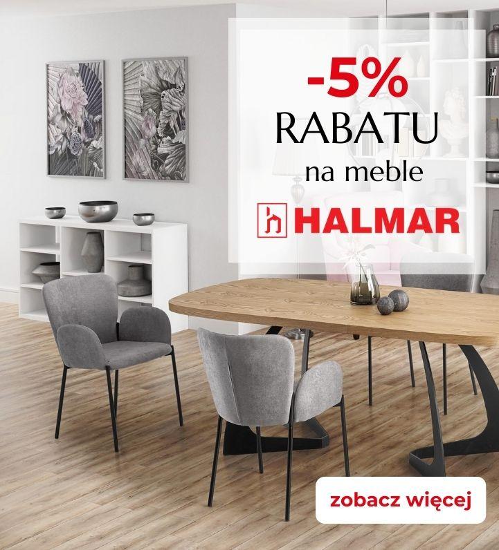 Promocja Halmar -5%